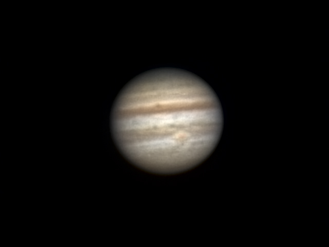 Jupiter by alsand