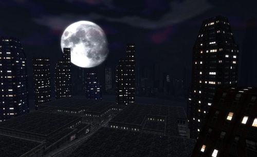 Koyaanisqatsi moon by Torley