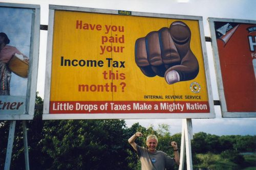 Have you paid your income tax by Walt Jabsco