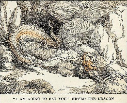 Siegfried - I am going to Eat You