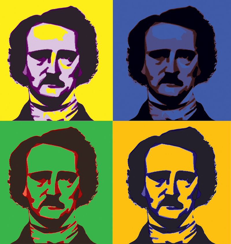 Poe pop art chelseadaniele