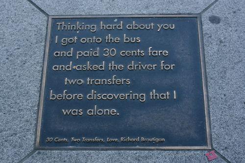30 cents, two transfers, love - marcinwickery