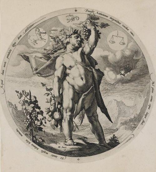 Autumnus - Hendrick Goltzius