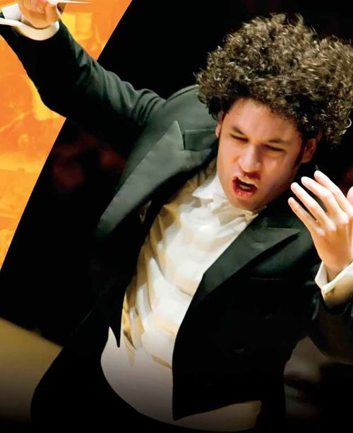 Dudamel Takes a Tumble - edit