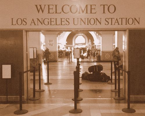 Union station holiday