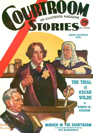 Courtroom Stories - Oscar Wilde