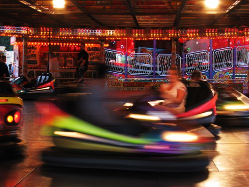 Dodgems_motion