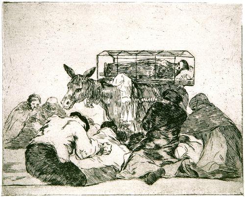 Goya - strange devotion