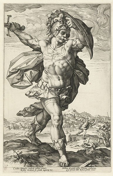 Horatius_Cocles