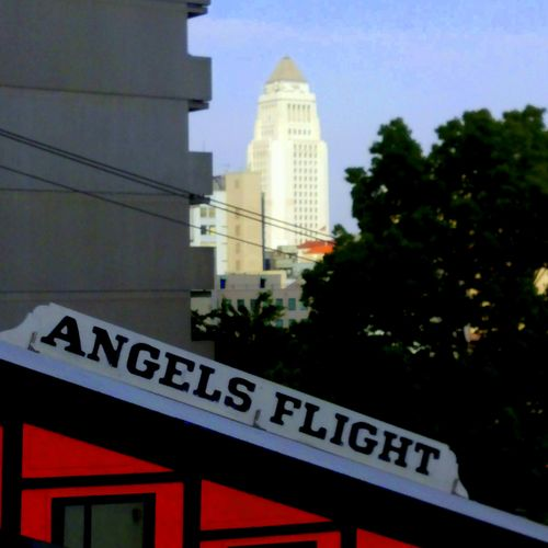 Angels Flight and Ziggurat