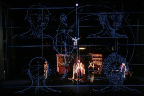 Anatomy theater 1