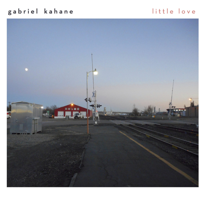 Gabriel Kahane - Little Love [from 8980 Book of Travelers]