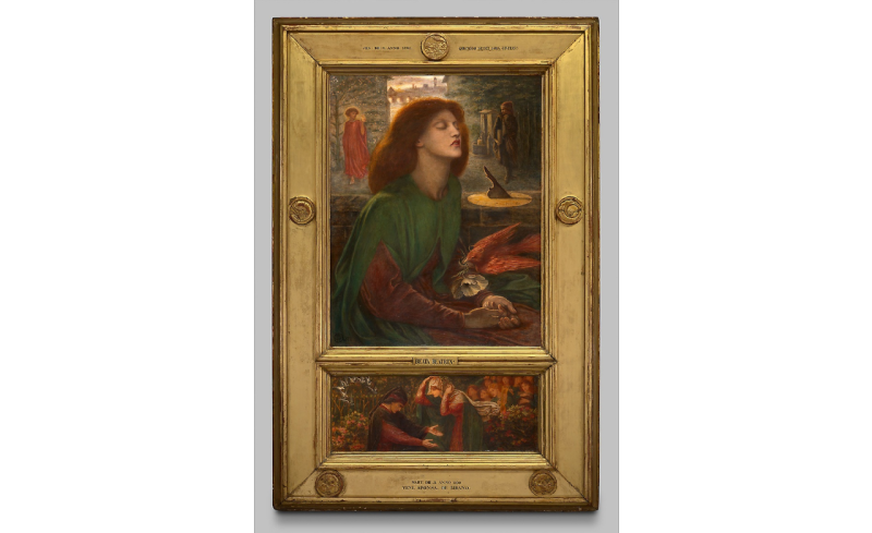 DG Rossetti - Beata Beatrix - Art Institute of Chicago