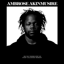 On the tender spot of every calloused moment _Ambrose Akinmusire