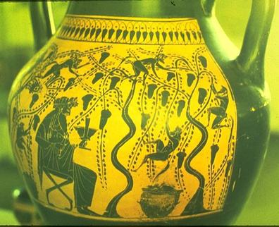 Dionysos_and_grapes