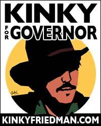 Kinky Friedman: 'Why the Hell Not?'