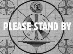 We will soon resume our broadcast day....
