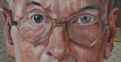 The Eyes of Stanley Spencer [w/ link to complete painting]