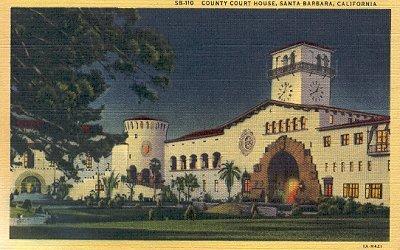 Greetings! From Santa Barbara, CA!